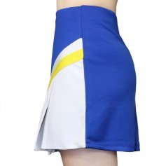 Danzcue Adult A-Line Cheerleading Knit Pleat Skirt