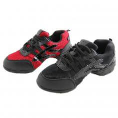 "Danzcue ""Viper\"" Adult Canvas Upper Dance Sneaker"