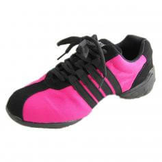"Danzcue ""Arena"" Adult Canvas Upper Dance Sneaker"