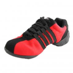 "Danzcue ""Arena\"" Adult Canvas Upper Dance Sneaker"