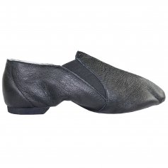 Danzcue Youth Dance Leather Jazz Bootie