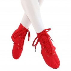 Danzcue Adult Canvas Jazz Shoes