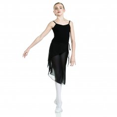Danzcue Adult Wrap Ballet Dance Skirt