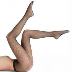 Danskin Women Professional Fishnet Dance Tight