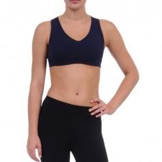 Danskin Women Low-Impact Active Essential Sports Bra