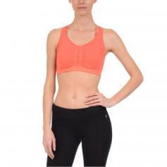 Danskin Women Yoga 2-fer Layered Seamless Bra