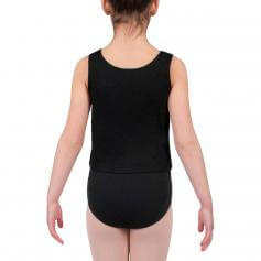 Danskin Child Pointe Shoe Tank Top