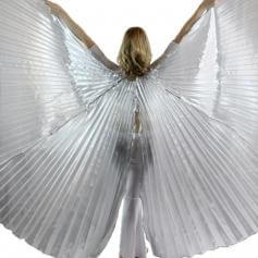 Opening Large Belly Dance Isis Wings