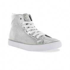 Gotta Flurt Girls Disco II Hi Sneakers