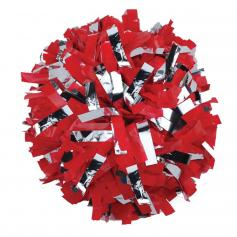 Getz Flash Plastic with Metallic Poms