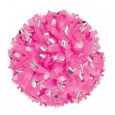 Getz Adult Flash Plastic with Metallic Poms
