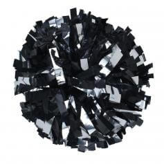 Getz Adult 2 Color Metallic Mix Poms