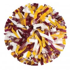 Getz Youth 3 Color Plastic Mix Poms