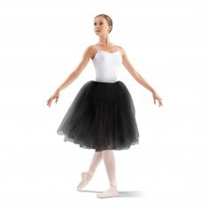 Leo's Ladies Soft Tulle Juliet Skirt