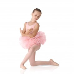 Leo's Children's TuTu Skirted Tank Leotard