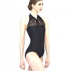 Wearmoi AMOUR Halter Leotard
