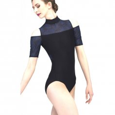 Wearmoi CLEMATIS Half Sleeve Leotard