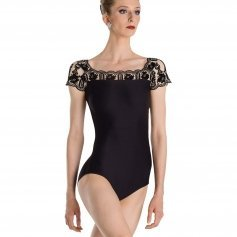 Wearmoi EMMA Cap Sleeve Leotard