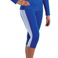 Motionwear Practice Wear All Star Capri Leggings