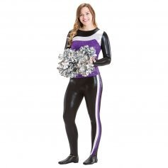 Motionwear Cheerleading Stretch Top