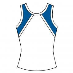 Motionwear Cheer Stretch Tank Top