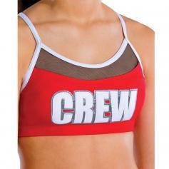 Motionwear Practice Wear All Star Bra Top