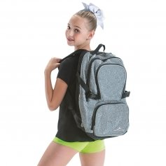 Motionwear Black Sparkle Backpack
