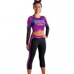 Motionwear All Star Capris Pants
