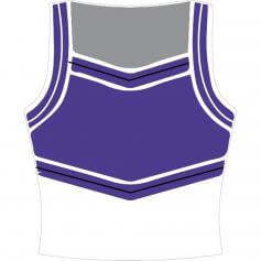 Motionwear Cheer Blaze Shell Top