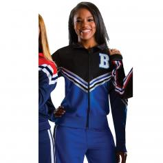 Motionwear Cheer Warm-Up V Jacket
