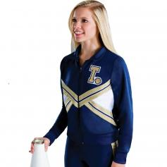 Motionwear Cheer Warm-Up X Jacket