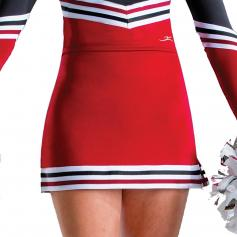 Motionwear Round Off Cheer Skirt
