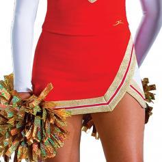 Motionwear Panel A-Line Cheer Skirt