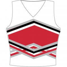 Motionwear Adult Cheer Racerback Shell