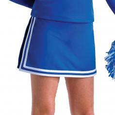 Motionwear Child Side Split Cheer Skirt