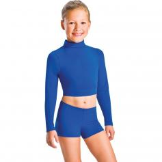 Motionwear Cheer Kids Midriff Body Liner
