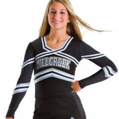 Motionwear Cheer Racerback Shell