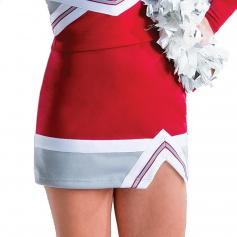 Motionwear Adult V-notch Cheer Skirt
