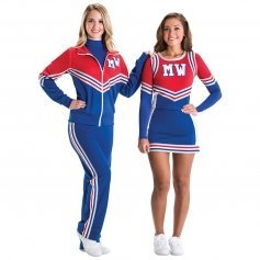 Motionwear Cheerleading Uniforms Shell Top