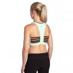 MPG Elliptical Hooded Sports Bra