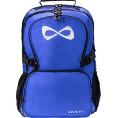 Nfinity Backpack(Black/White Logo)