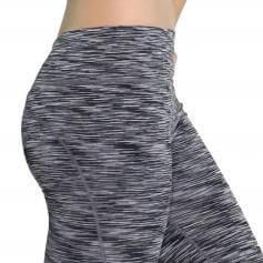 O to S Amazing Sport Solid Stripped Yoga Pant