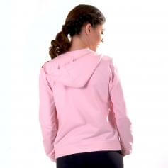 Suede Supplex Balance Hoodie Jacket