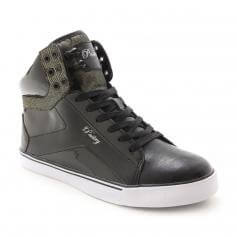 "Pastry Dance Adult ""Pop Tart "" Sweet Crime Black Sneaker"