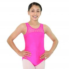 Reflectionz Crochet Leotard