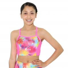 Reflectionz Multicolor Starburst Top