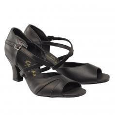 "Sansha Adult ""Waldorf"" Leather Ballroom Shoe"