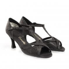 "Sansha Adult ""Tina"" Shimmery Ballroom Shoe"