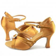 """Sansha Adult 3"""" Heel """"Margarita"""" Ballroom Shoe"""