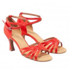 "Sansha Adult 3"" Heel ""Regina"" Ballroom Shoe"
